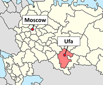 UFA in Russia
