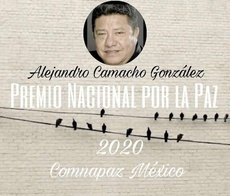National Prize for Peace 2020 Comnapaz MX