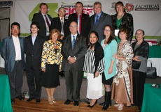 New CIOFF® Officers Elected During 2013 World Congress